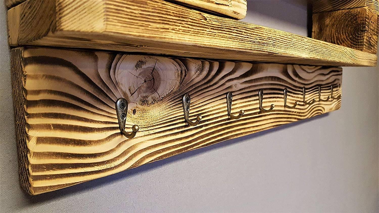 Schlüsselbrett aus Europaletten