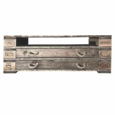 Paletten-Sideboard